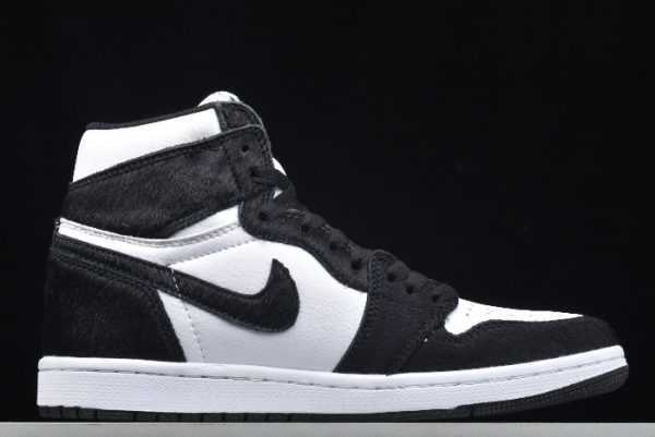 Air Jordan 1 Black White Panda New Release CD0461-007