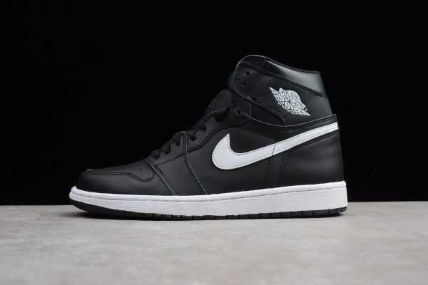 "Air Jordan 1 Retro High OG ""Yin Yang"" Black/White-Black 555088-011"