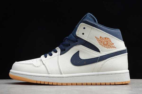 AH6342-104 Mens and WMNS Air Jordan 1 Retro Mid Jeter For Sale