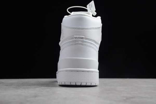 2018 Air Jordan 1 Retro High Double Strap White AQ7924-100 For Sale