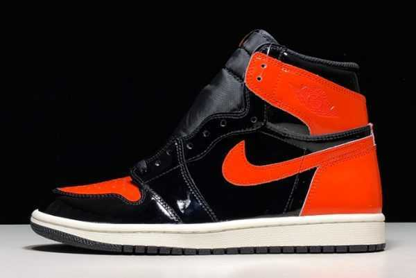 2019 Jordan 1 ' hattered Backboard 3.0' 555088-028