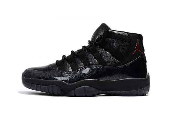 "New Air Jordan 11 ""Black Devil"" Men' s Basketball Shoes"