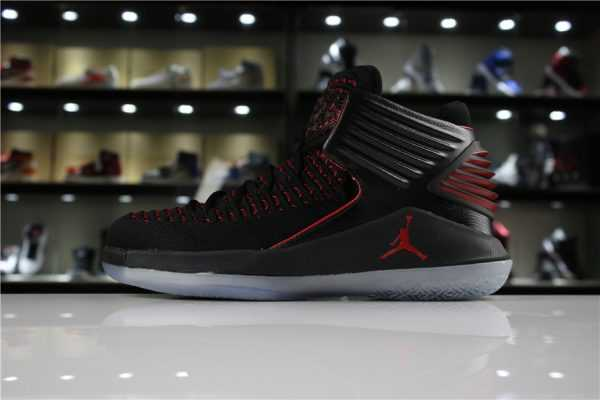 "Air Jordan XXX2 ""MJ DAY"" Black/University Red AA1253-001"