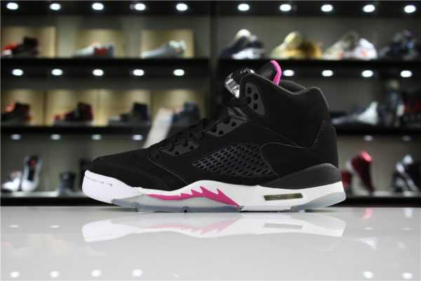 "Air Jordan 5 GS ""Deadly Pink"" 440892-029 For Sale"
